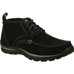 Men's Skechers Relaxed Fit Superior K Rox Black