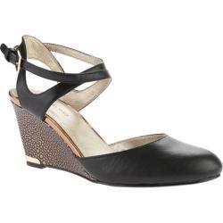 Women's Bandolino Tania Black Leather
