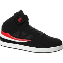 Men's Fila BB84 Fusion II Black/Fila Red/White