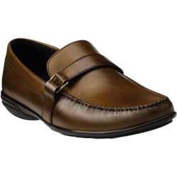 Men's Bostonian Folley Step Brandy Leather