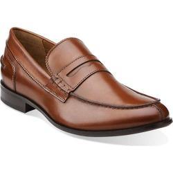 Men's Bostonian Jesper Park Tan Leather