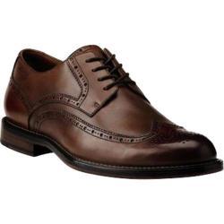 Men's Clarks Dorset Limit Brown Leather