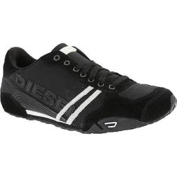 Men's Diesel Harold Solar Nylon Black/White