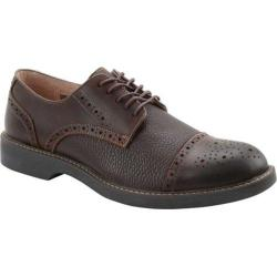 Men's Bass Perkins Brown Avenue/Tumbled Semi