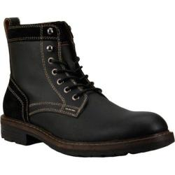Men's Bass Reddington Black Bronx Suede/Avenue