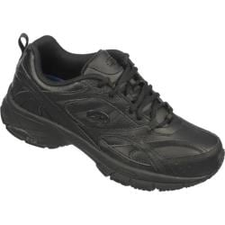 Women's Dr. Scholl's Friday-TX Black Leather