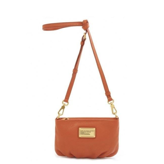 Marc by Marc Jacobs Classic Q Percy- Spiced Orange