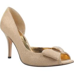 Women's J. Renee Skylar Gold Fabric