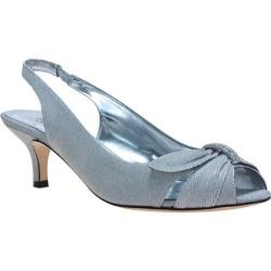 Women's J. Renee Slader Silver Fabric
