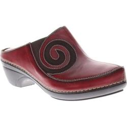 Women's L'Artiste by Spring Step Vanessa Red Leather