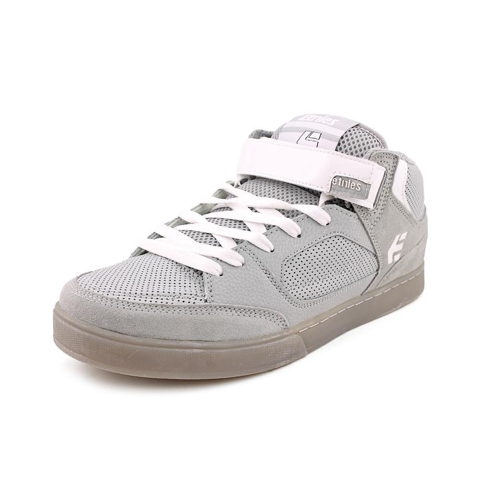 Etnies Men's 'Number Mid' Leather Athletic Shoe