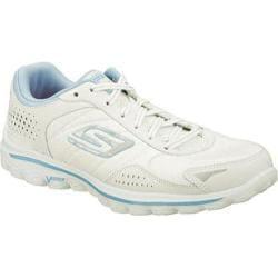 Women's Skechers GOwalk 2 Flash LT White/Blue