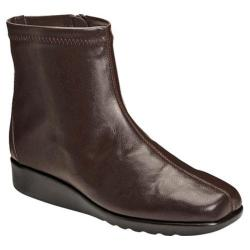 Women's A2 by Aerosoles Molasses Brown Faux Leather