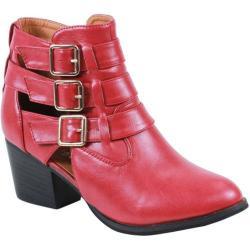 Women's Reneeze Beauty-06 Red