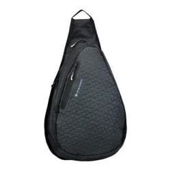 Women's Sherpani Esprit Sling Bag Charcoal
