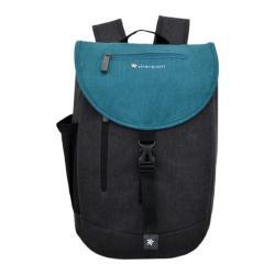 Women's Sherpani Oli Backpack Heathered Black/Spruce