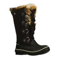Women's Skechers Highlanders Cottontail Black