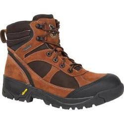 Men's Georgia Boot GBOT032 6in Stone Mountain Hiker Composite Toe Brown