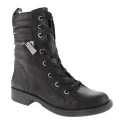 Women's Nine West Ferocity Black Leather