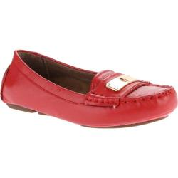 Women's Vionic with Orthaheel Technology Sydney Driver Red