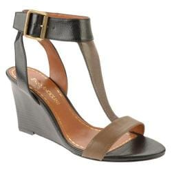 Women's Enzo Angiolini Vlade Black/Taupe Multi Synthetic