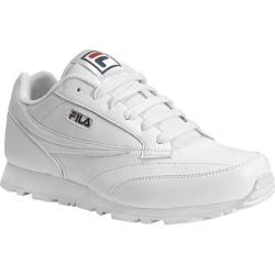Men's Fila Classico 9 White/Peacoat/Chinese Red