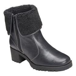 Women's Aerosoles Boldness Black Leather