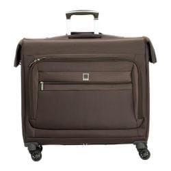 Delsey Helium Hyperlite Mocha Trolley Spinner Garment Bag