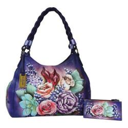 Women's Anuschka Triple Compartment Shopper Lush Lilac