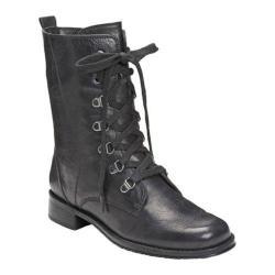 Women's A2 by Aerosoles Ride Away Black Faux Leather