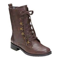 Women's A2 by Aerosoles Ride Away Brown Faux Leather