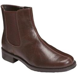 Women's A2 by Aerosoles Ride By Brown Faux Leather