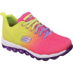 Girls' Skechers Skech-Air Perfect Quest Pink/Multi
