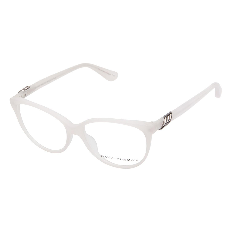 Glasses Frames Crystal Matte : David Yurman 095 09 GN Matte Crystal Prescription ...