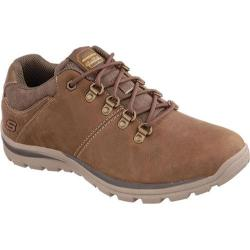 Men's Skechers Relaxed Fit Superior Cozart Desert Brown
