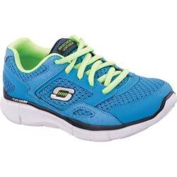 Boys' Skechers Equalizer Blue/Green