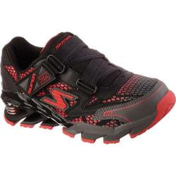 Boys' Skechers Mega Flex Mega Blade Axe Black/Gray