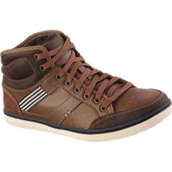 Men's Skechers Relaxed Fit Define Trevino Brown/Brown