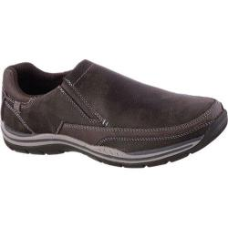 Men's Skechers Relaxed Fit Expected Leston Gray