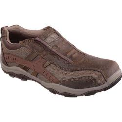 Men's Skechers Relaxed Fit Galven Seeone Brown