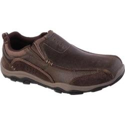 Men's Skechers Relaxed Fit Galven Zode Brown