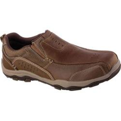Men's Skechers Relaxed Fit Galven Zode Desert Brown