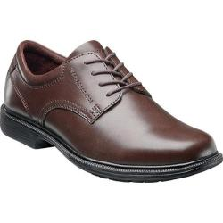Men's Nunn Bush Baker St. Brown Leather