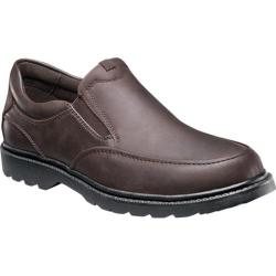 Men's Nunn Bush Hayward Brown Crazy Horse Leather