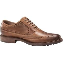Men's Dockers Florent Dark Tan Burnished Crazy Horse