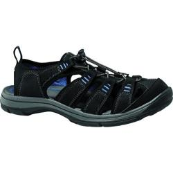 Men's Dockers Pershing Black/Black/Fusion Blue Synthetic