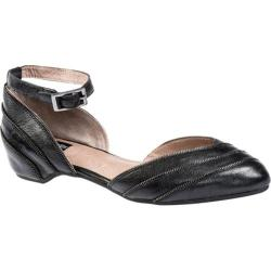 Women's Adam Tucker Becca 4 Black Tumbled Waxed Goat