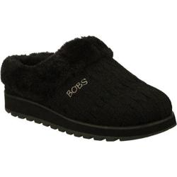 Women's Skechers BOBS Keepsakes Delight-Fall Black