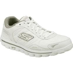 Men's Skechers GOwalk 2 Flash LT White/Gray