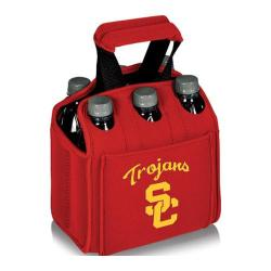 Picnic Time Six Pack USC Trojans Red